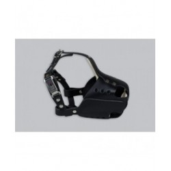 Police Muzzle for Rottweiler