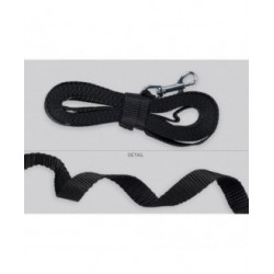 Long leash for obedience & defense